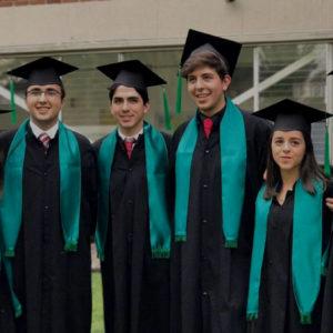 Ceremonia de Graduación Bachillerato